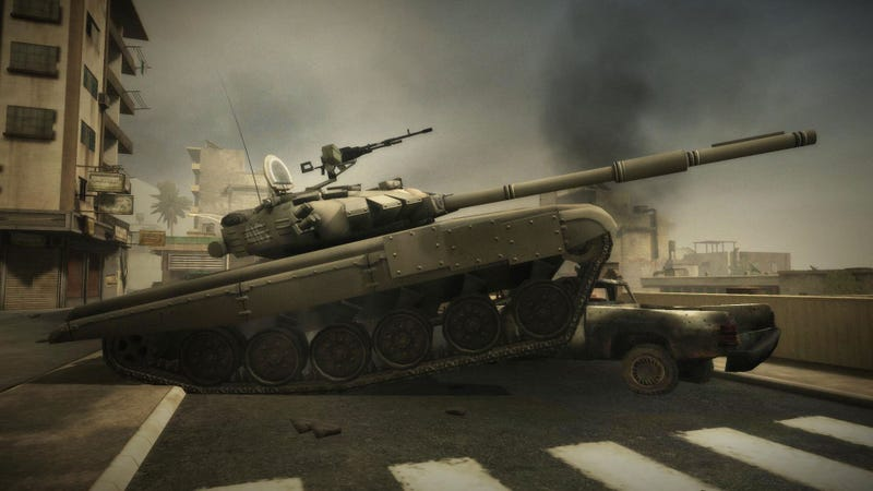 Illustration for article titled New Battlefield Game Lets You Blow Up Crap For Free