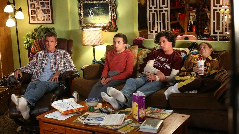 """Illustration for article titled The Middle: """"Thanksgiving VII"""" / The Goldbergs: """"In Conclusion, Thanksgiving"""""""