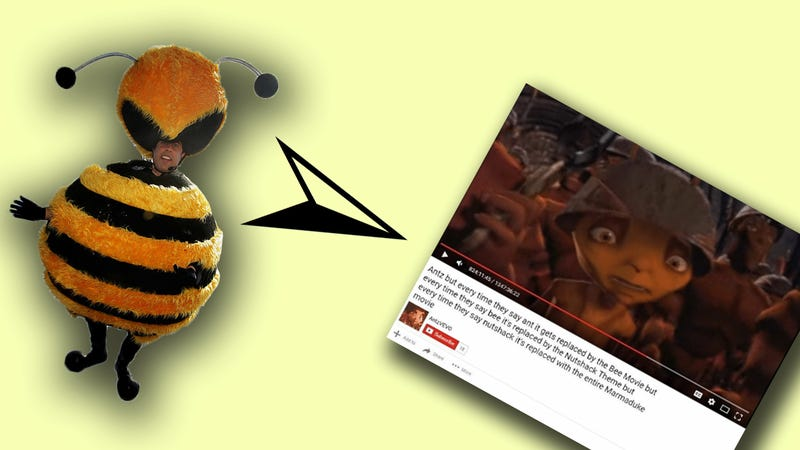 What Hath Internet Wrought >> What Hath Bee Movie Wrought
