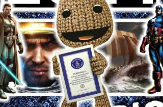Illustration for article titled LittleBigPlanet 2 Gunning For World Records No Other Game Could Win