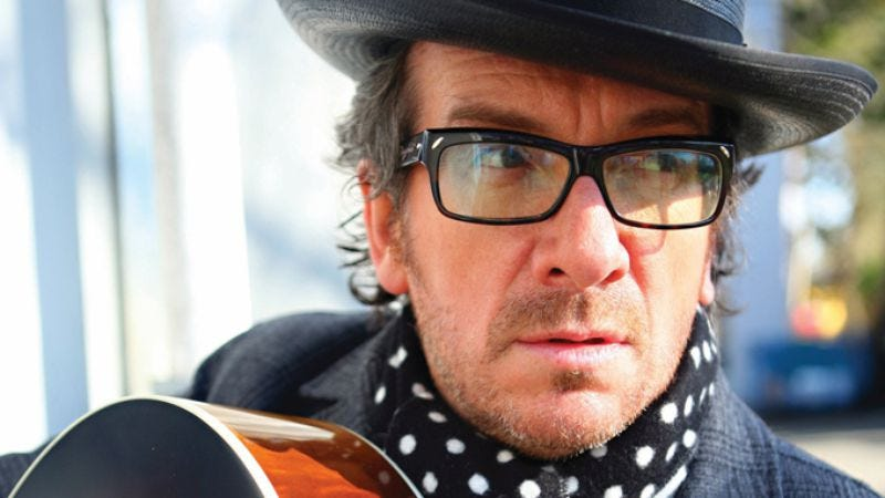 Illustration for article titled Elvis Costello: National Ransom