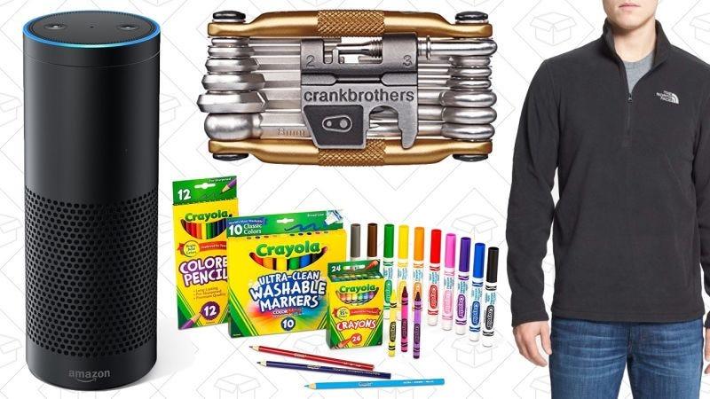 Illustration for article titled Gadgets de Amazon, vuelta al cole con Crayola, el aniversario de Nordstrom y el resto de las mejores ofertas de este viernes