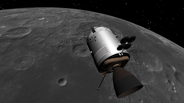 Ridiculously Detailed Apollo 15 Simulator Could Help Us Return to the Moon