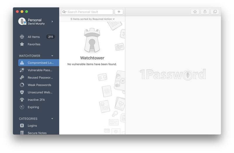 1Password's Updated Password Manager Is a Must-Have for Your Mac