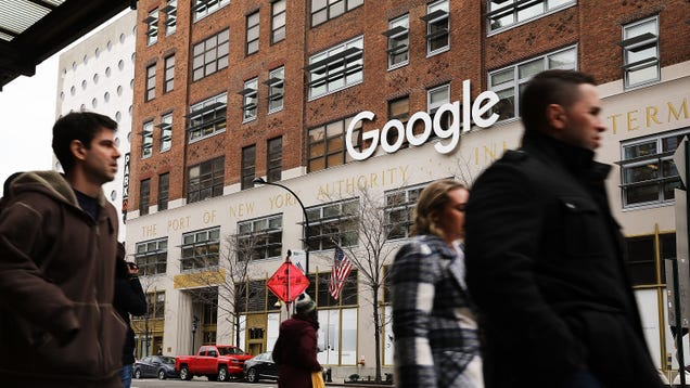 Google Hit With $1.7 Billion Fine in Europe for Abusing Advertising Dominance