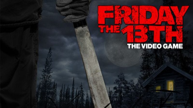 Illustration for article titled New Friday The 13th video game to complete trinity of series reboot reboots