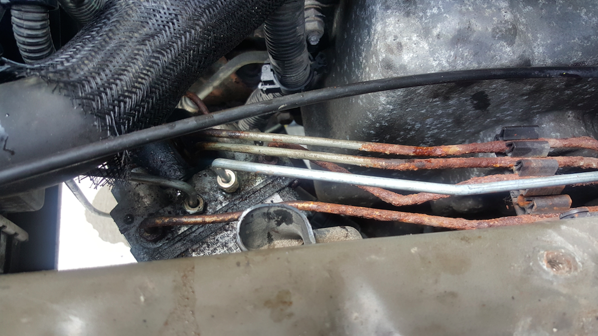 2000 Pontiac Grand Am Brake Line Diagram