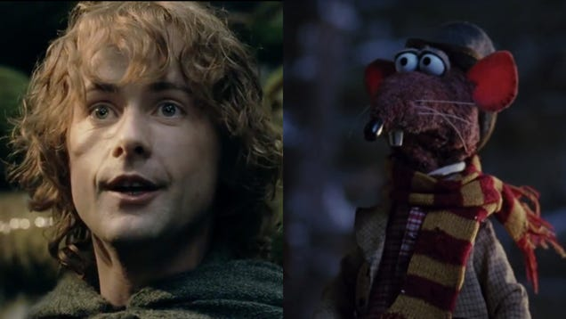 Twitter bands together to fancast the Muppets into Lord Of The Rings