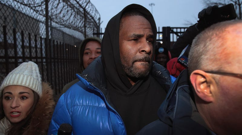 Illustration for article titled R. Kelly has denied the assault allegations, in case anyone gives a shit about what he has to say