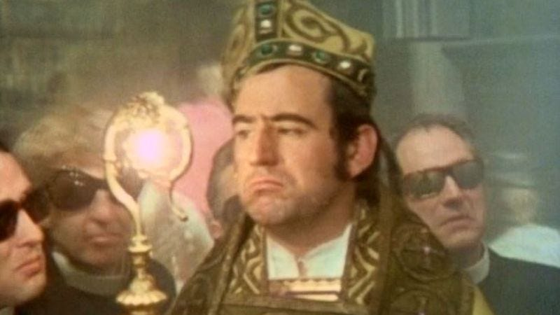 Image result for monty python we was to late