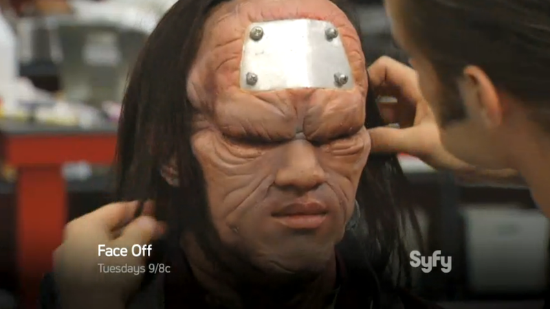 Illustration for article titled Dishonored Characters Get Freaky Recreations on SyFy Reality Show