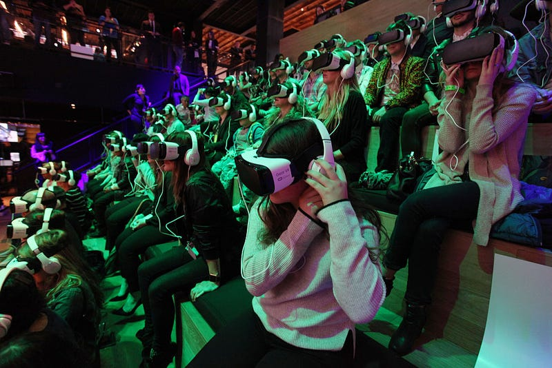 Virtual Reality Isn't Limited To Video Games (gizmodo.com)