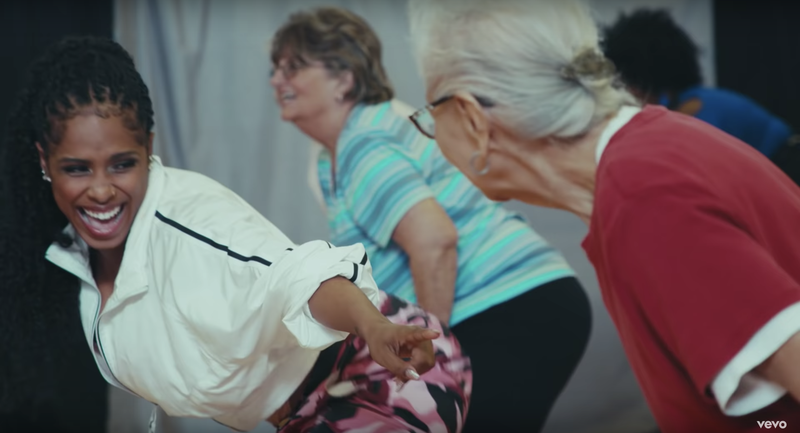 Illustration for article titled Granny's Still Got It: Senior Citizens Twerking Should Be Your New #Fitspo