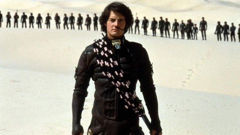 Illustration for article titled Kyle MacLachlan tells the entire story of Dune in a single brilliant tweet