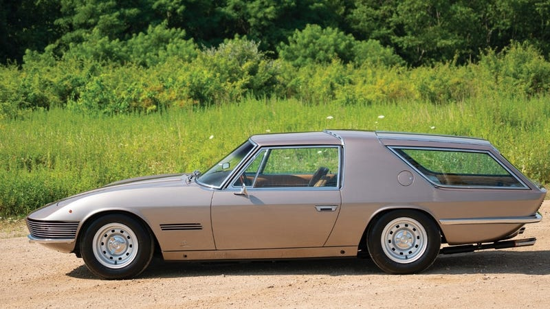 Illustration for article titled This One-off Coachbuilt Ferrari Shooting Brake Should Be Your Next Family Car