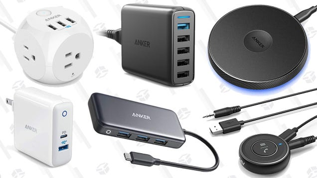 Charge Smarter In 2019 With Amazon s New Year s Eve Anker Sale