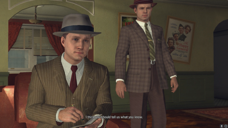 Illustration for article titled Revisiting The Opening Cases of L.A. Noire