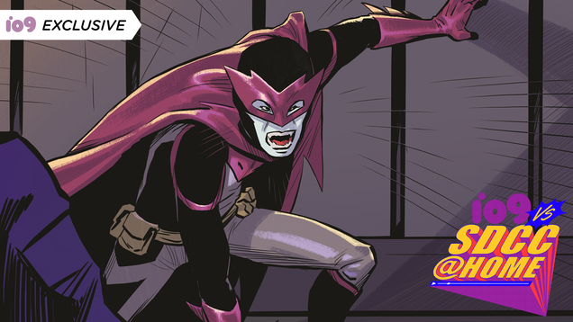The All-Nighter Asks an Important Question: What If Vampires Were Superheroes?