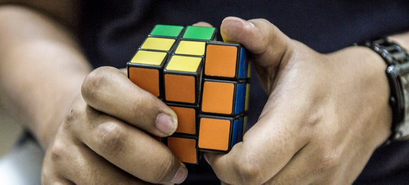 Illustration for article titled The New Fields Medal Winner Was Inspired By a Rubik's Cube