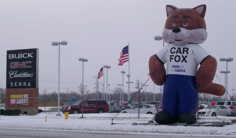 Illustration for article titled Carfax Sued For $50 Million By 120 Dealers In Massive Antitrust Suit