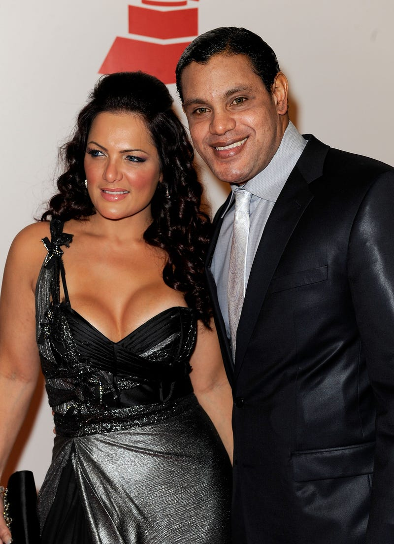 Illustration for article titled Sammy Sosa Looks...Different