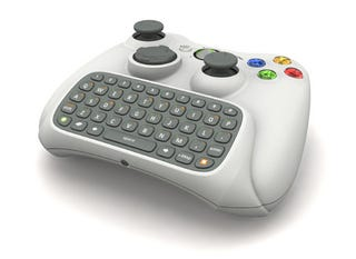 Xbox 360 Chatpad Pricing and Ship Date Revealed
