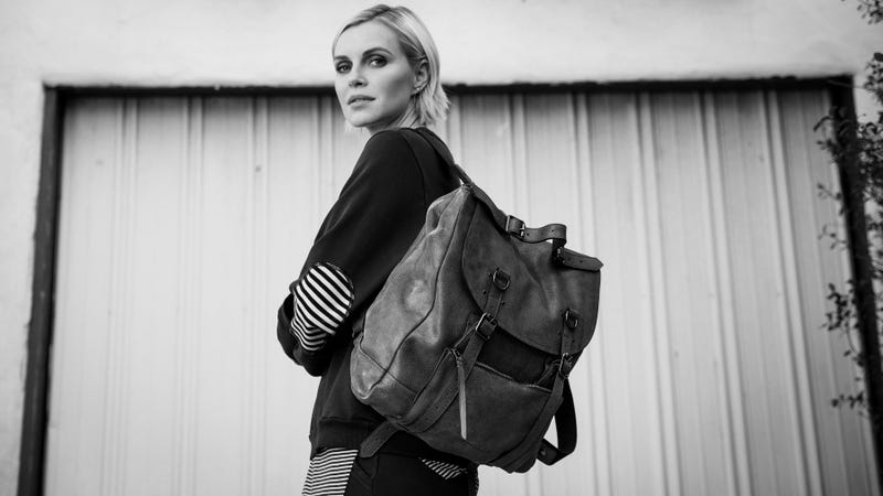 Illustration for article titled Timbuk2 Partners With Designer Phoebe Dahl On a Travel-Friendly, Convertible Backpack
