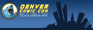 Illustration for article titled Final Denver Comic Con rendezvous post