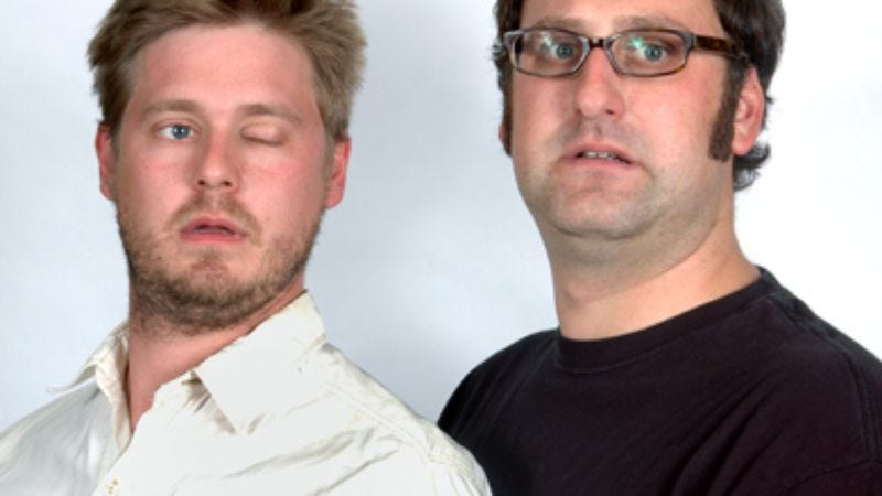 "Illustration for article titled Tim & Eric Awesome Show, Great Job! - ""Man Milk"""