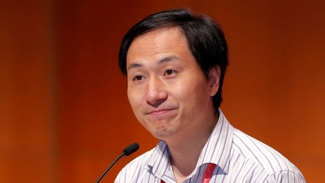 CRISPR Scientist Gets Three Years of Jail Time For Creating Gene-Edited Babies