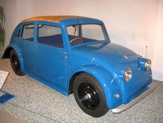 Illustration for article titled Tatra V570