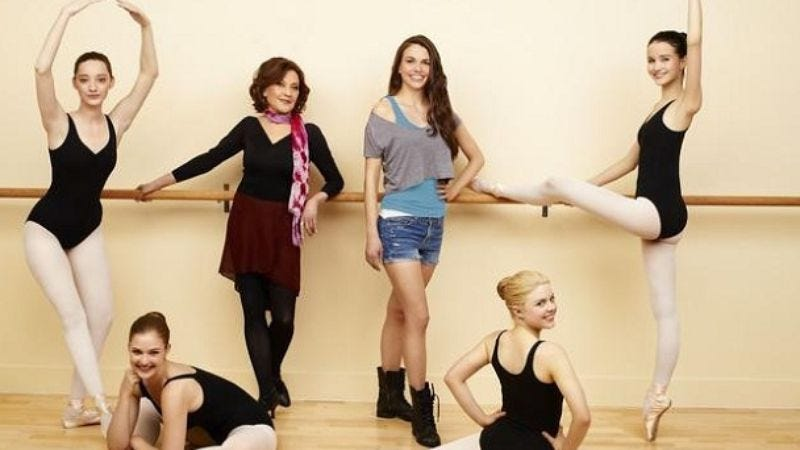 Illustration for article titled Amy Sherman-Palladino is back, and she's brought a Sutton Foster with her in Bunheads