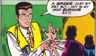 Illustration for article titled An elegant solution to where you put the new MCU Spider-Man origin.
