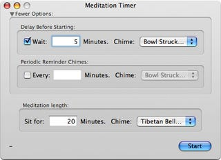 Illustration for article titled Download of the Day:  Meditation Timer