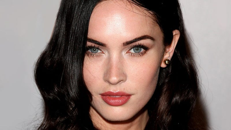 Illustration for article titled It's Going to Be Awkward When Megan Fox's Baby Comes Out With Megan Fox's Old Nose