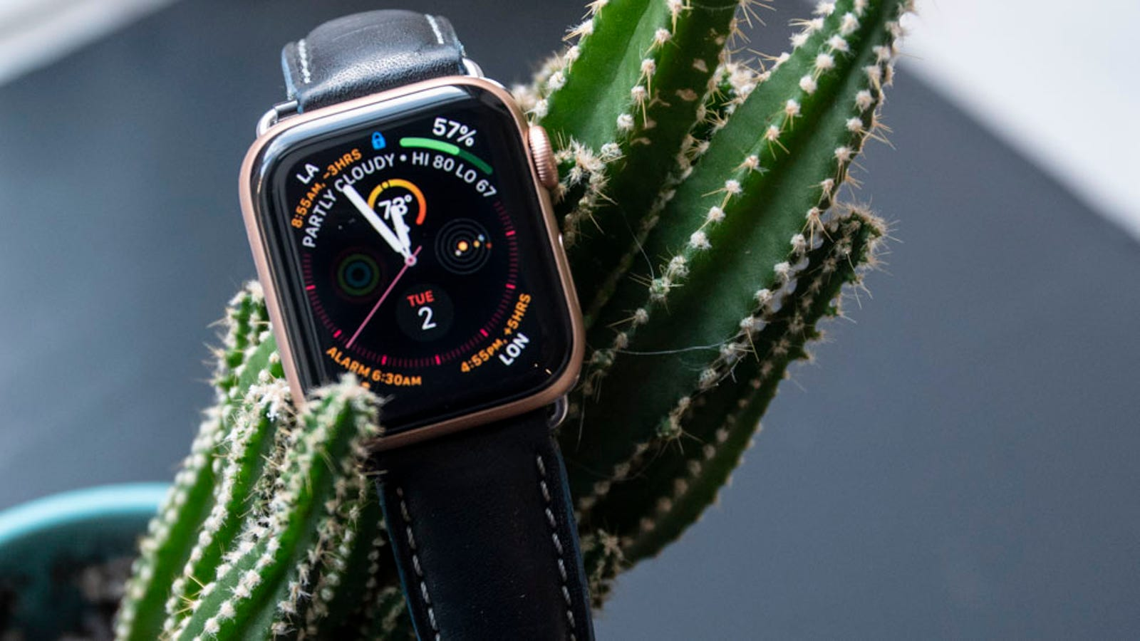 You Can Now Take ECGs on the Apple Watch Now