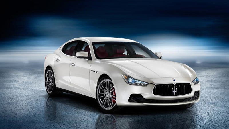 Illustration for article titled What's A Maserati Ghibli? Jalopnik Answers America's Google Searches