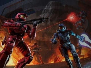 Illustration for article titled Halo 3 Multiplayer Servers Will Survive Halo Reach's Launch