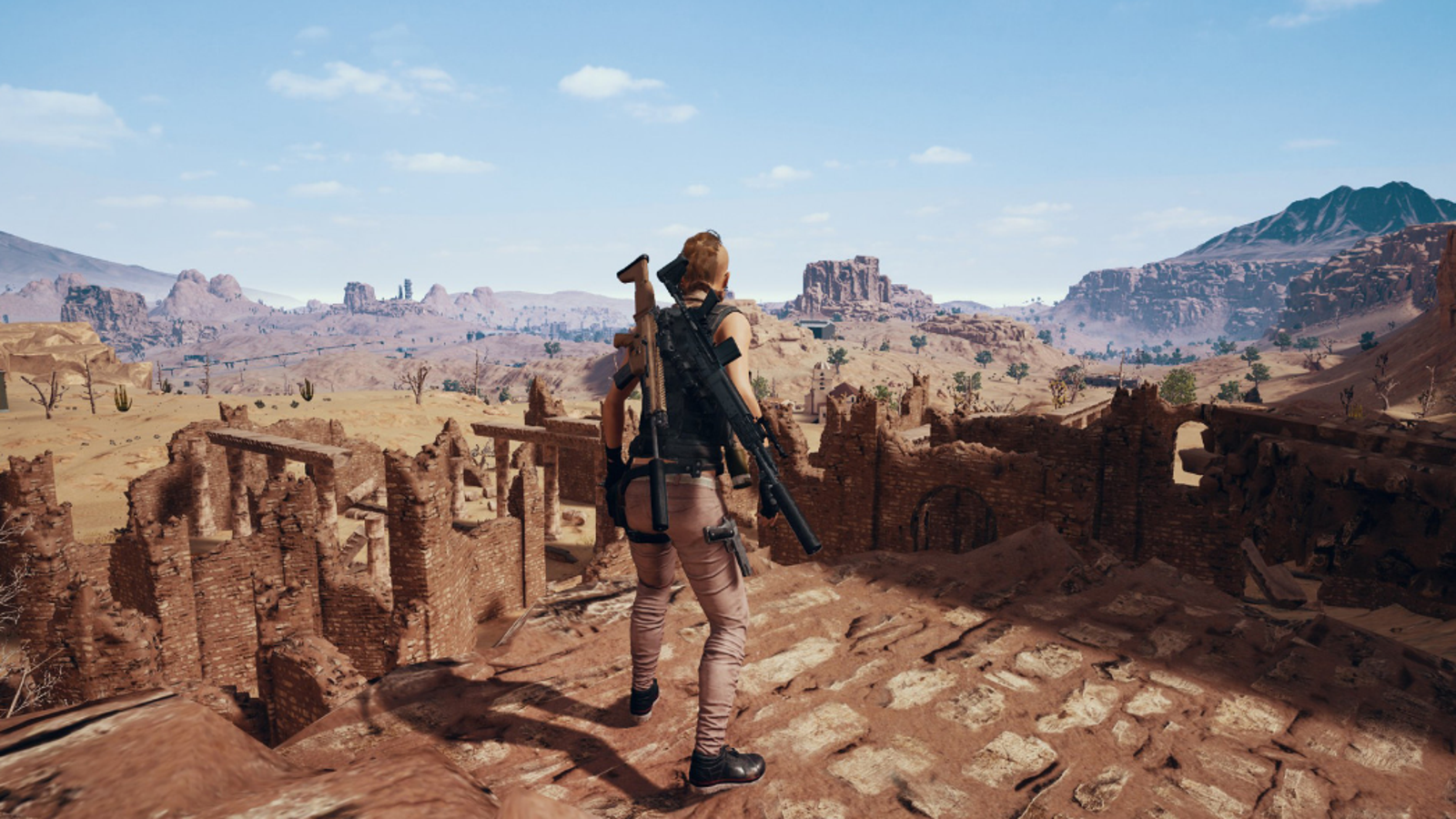 PUBG's New Blue Zone Makes The Game More Tactical