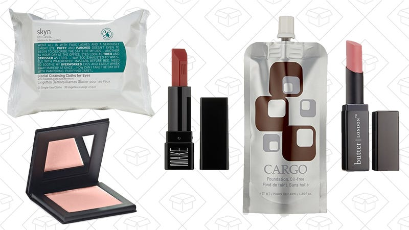 50% off select number of Luxury Beauty products