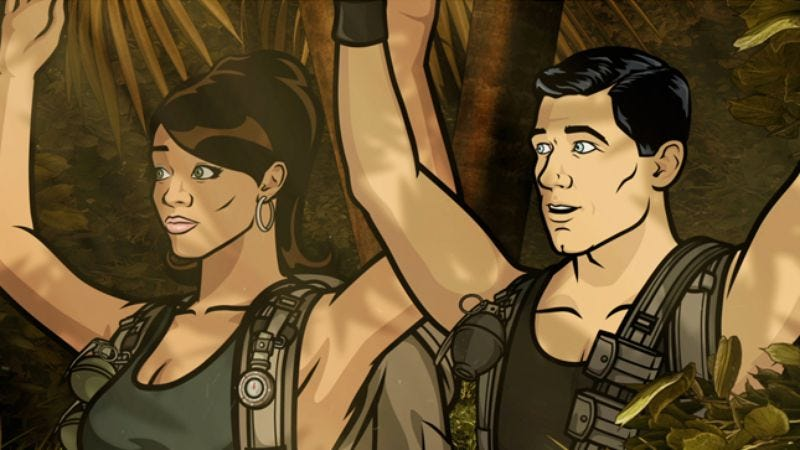 Illustration for article titled Adam Reed walks us through Archer's third season (Part 1 of 3)