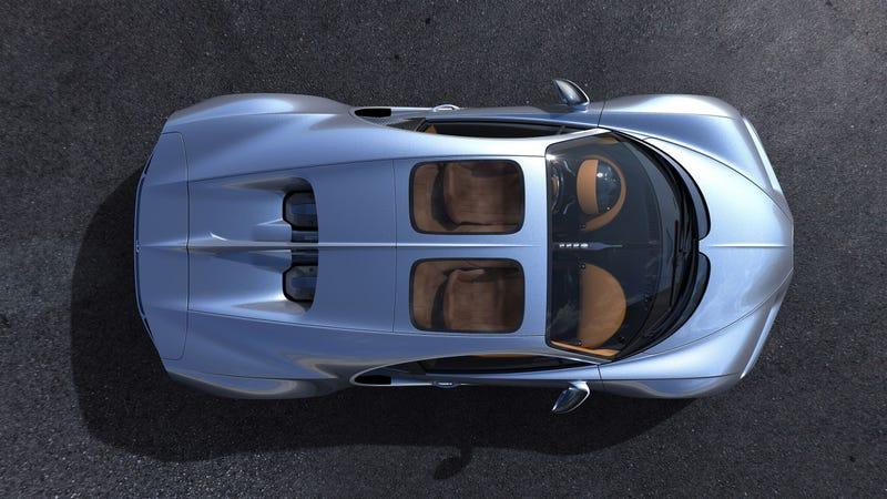 All image credits: Bugatti