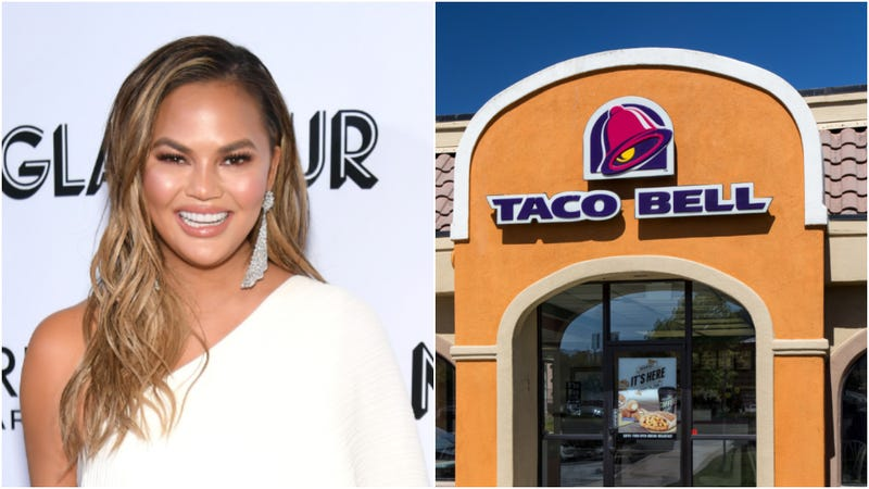 Illustration for article titled Chrissy Teigen has taco ideas for Taco Bell