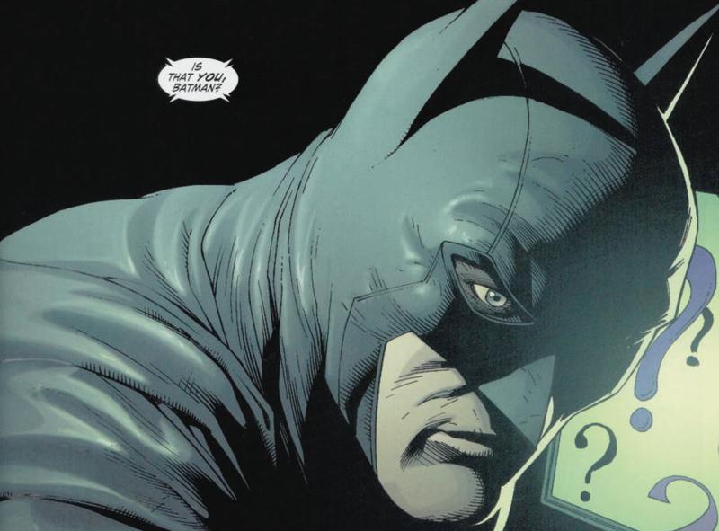 Illustration for article titled Is Batman Still Batman If He's Not ReallyBatmanYet?
