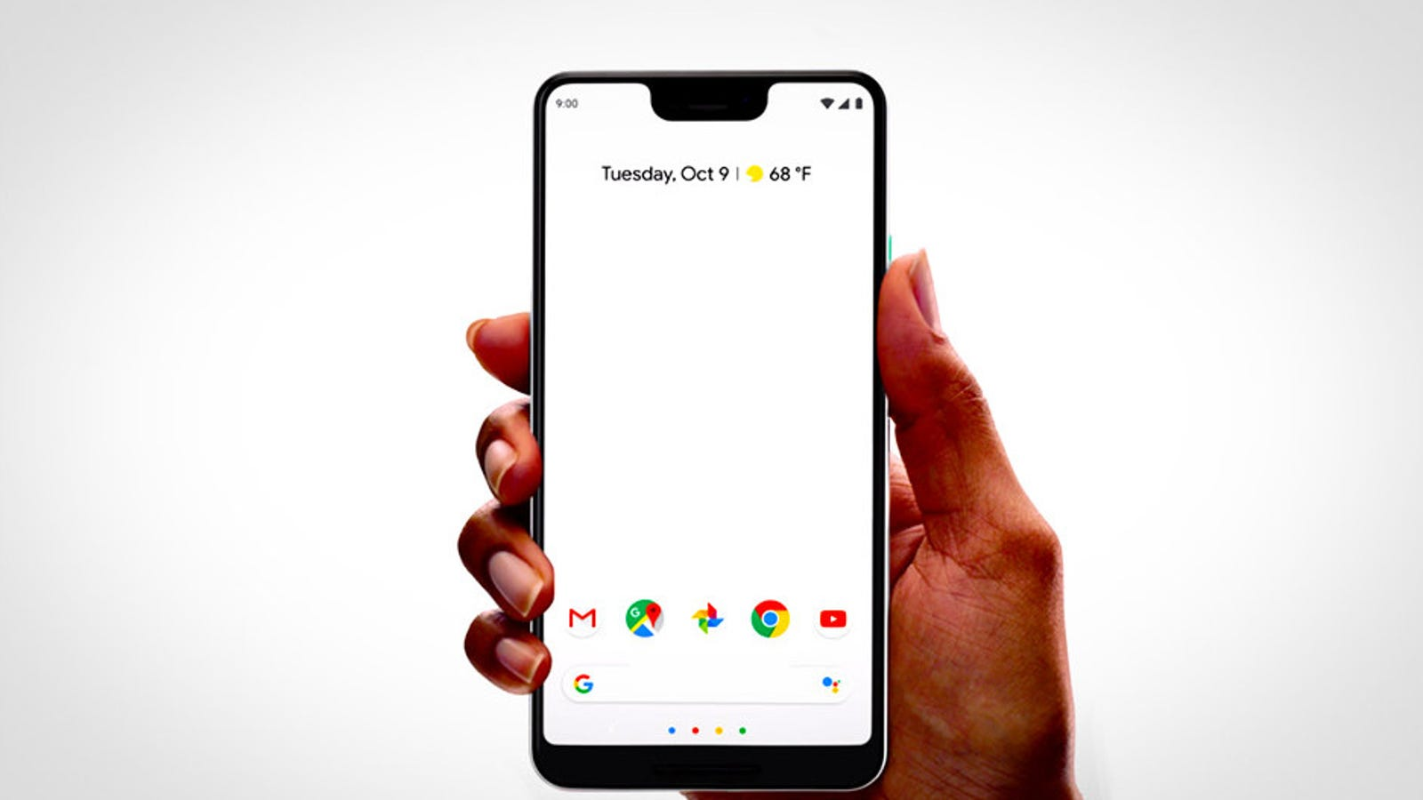 Hide Your Pixel 3 XL's Camera Notch With These Settings and Apps