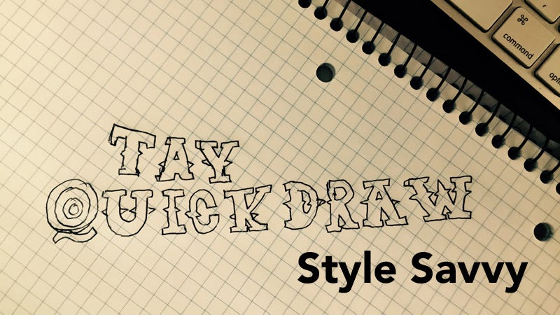 Illustration for article titled TAY Sunday QuickDraw: Style Savvy