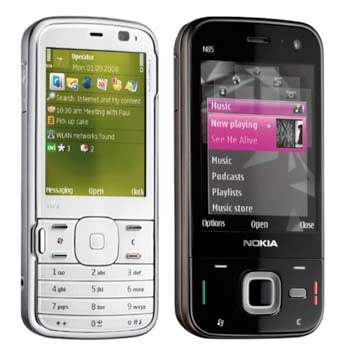Illustration for article titled Nokia N79 and N85 For Sale in the US
