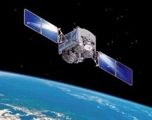 Illustration for article titled Pentagon Mitex Satellites Are the First to Actively Spy... On Other Satellites!