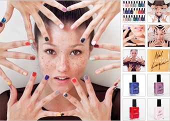 Illustration for article titled Does American Apparel's New Nail Polish Contain Hazardous Material? (Updated)