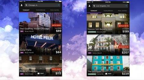 HotelTonight Now Lets You Upgrade That Cheap Room to a Suite